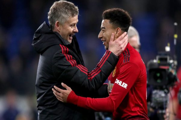 Solskjaer insists he wants Jesse Lingard to renew his contract